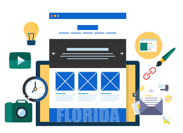 Florida Digital Services Web Design and Development